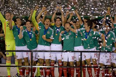 México campeón mundial sub-17