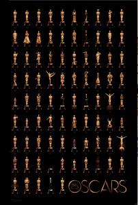 Póster Oficial de la 85ª Entrega de los Óscares