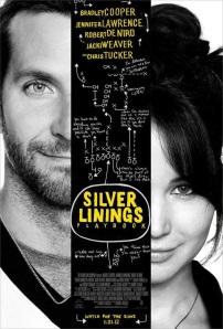 Juegos del Destino. Silver Linings Playbook. Nominada a mejor película 2013.