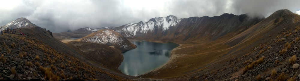 Nevado de Toluca Ylavidasigue