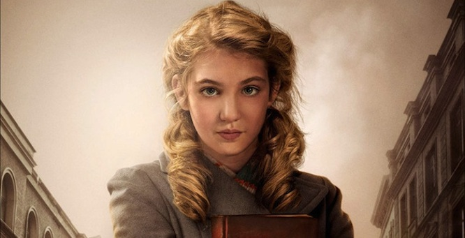 La ladrona de libros, the book thief