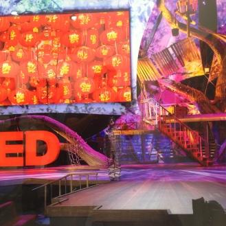 Camuflaje de la actualidad Liu Bolin – California No. 01 TED
