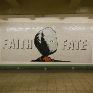 Arte en el Metro